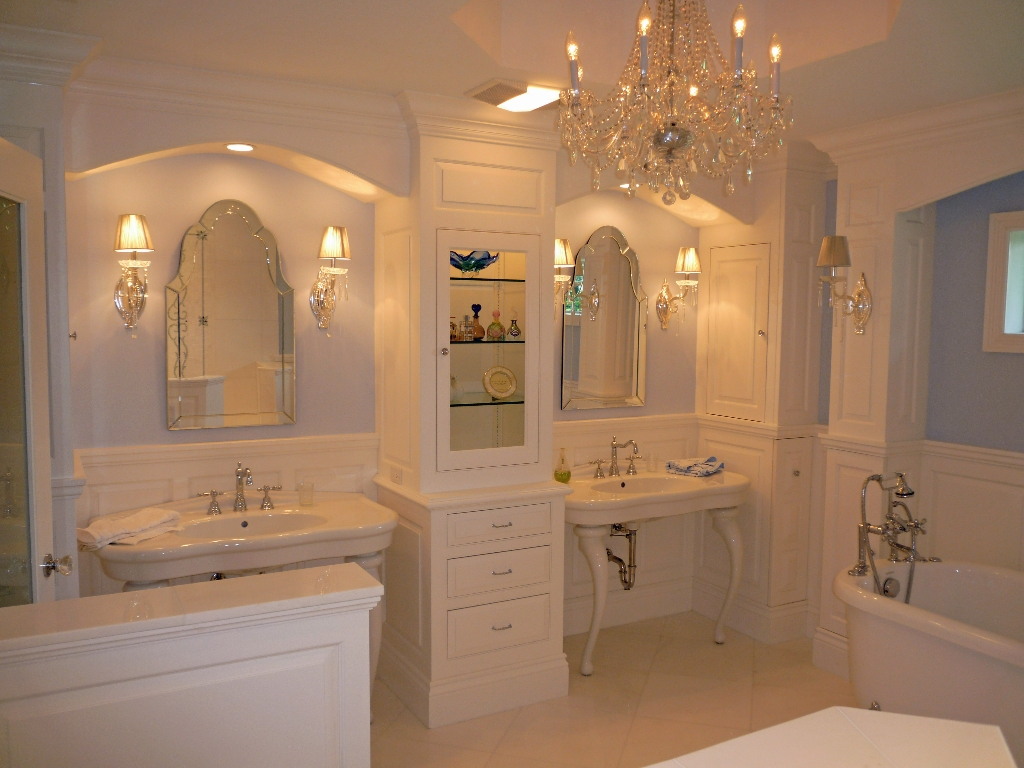 Traditional Bathrooms European Cabinets And Design